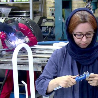 US-Sanktionen treffen erste Fabrikantin des Iran hart