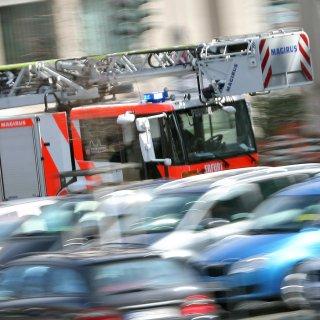 Feuerwehr Erfurt im Einsatz