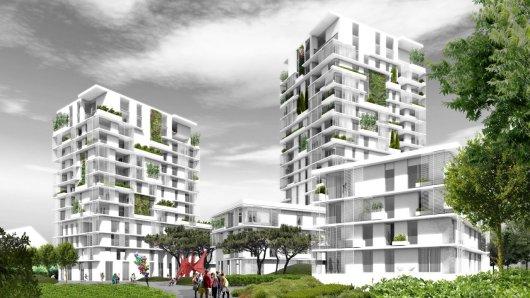 So soll das Wir Quartier in Erfurt aussehen.
