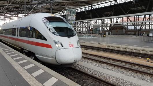 Erfurt soll mit neuen ICE nach Angaben der Deutschen Bahn noch besser an den Fernverkehr angebunden werden. (Archivfoto)