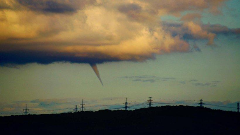 Tornado Thüringen