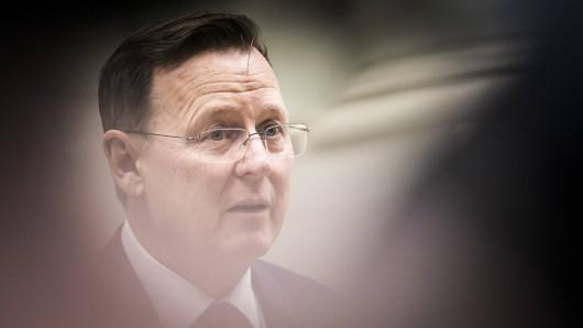 Thüringens Ministerpräsident Bodo Ramelow (Archivfoto)