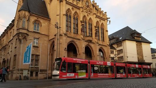 Die politische Lage im Rathaus Erfurt wird sich deutlich ändern. Die Ergebnisse aus der Stadtratswahl 2019 liegen vor.