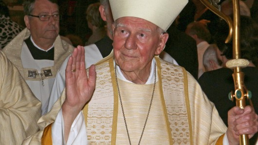 Der frühere Weihbischof Hans-Reinhard Koch (Archivfoto)