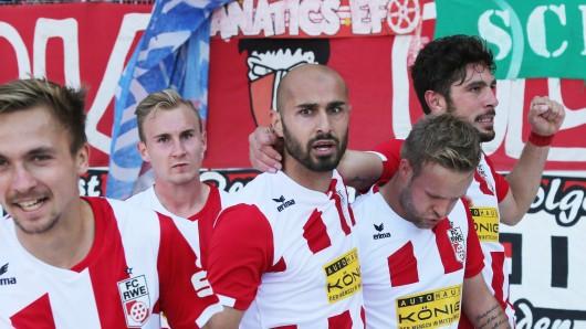 Avancierte zum Matchwinner: Jovanovic traf zum 3:3 gegen Hertha BSC.
