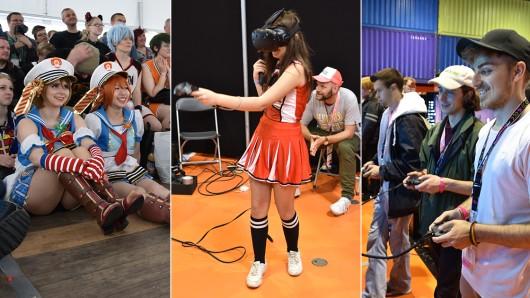 Die MAG 2018 will Gamer und Manga-Fans auf einer Messe in Erfurt vereinen. (Archivfotos)