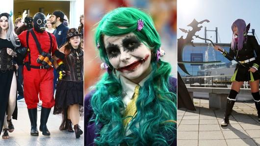 Am Wochenende (05. bis 07.10.2018) zieht die MAG 2018 Gamer, Cosplayer und Manga-Fans auf die Messe nach Erfurt. Spieleentwickler stellen Neuheiten vor, Youtuber halten Vorträge, für die Szene-Mode gibt es Wettbewerbe.