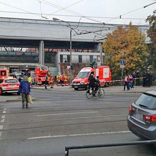 Am Donnerstag (18.10.2018) ist in der Nähe des Erfurter Hauptbahnhofs eine Leiche gefunden worden.