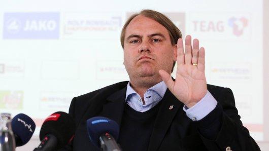 Oliver Bornemann ist nicht mehr Sportdirektor des FC Rot-Weiß Erfurt. (Archivfoto)