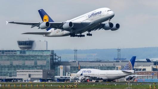 Gibt es bald einen Direktflug von Frankfurt nach Erfurt? (Symbolbild)