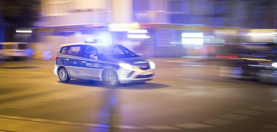 Ein zufällig eintreffender Streifenwagen konnte auf dem Anger in Erfurt wahrscheinlich Schlimmeres verhindern. (Symbolfoto)