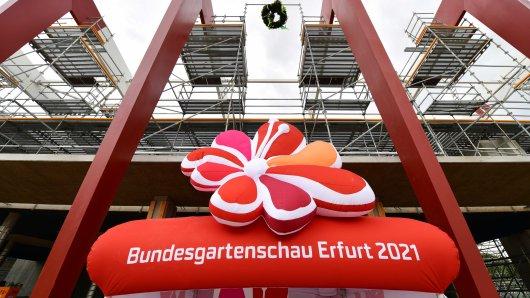 Die Buga sorgt in Erfurt derzeit für Diskussionsstoff.