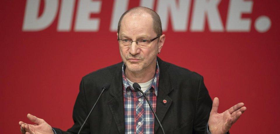 Mathias Günther ist neuer Landesgeschäftsführer der Linken in Thüringen - doch wegen seiner Vergangenheit ist er höchst umstritten.