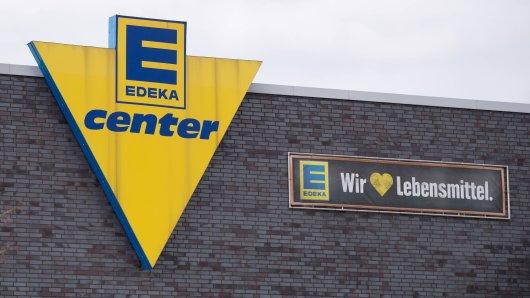 Ein Mann erlebt beim Einkaufen in einem Edeka-Markt in Erfurt etwas Erstaunliches. (Symbolbild)