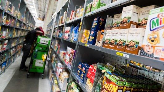 Erfurt: Eine neue Corona-Maßnahme eines Supermarktes bringt die Kunden zum Ausrasten (Symbolbild).