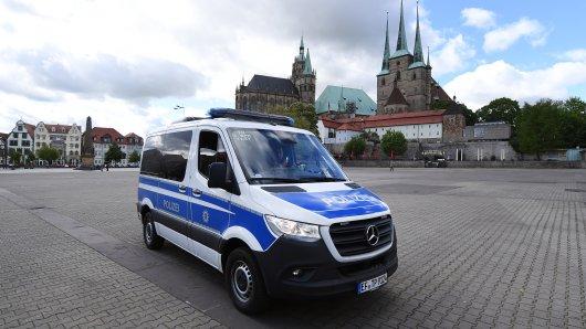 Die Polizei sucht nach zwei vermissten Kindern aus Erfurt. (Symbolbild)