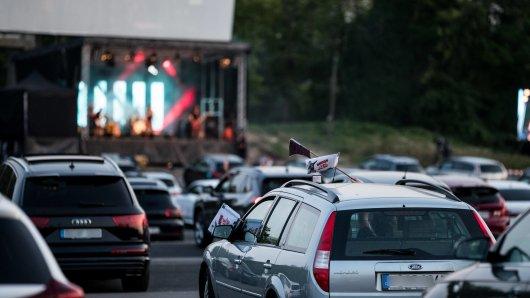 Autokonzerte werden aktuell immer beliebter. Nun zieht Erfurt nach. (Symbolbild)