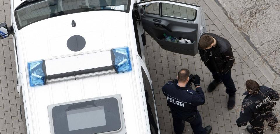 Die Polizei Erfurt hat einen Autofahrer kontrolliert und etwas Schockierendes festgestellt. (Symbolbild)