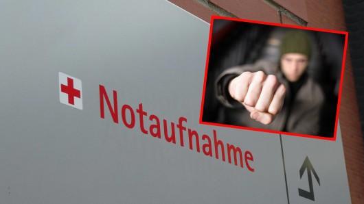 Mehrere Streithähne suchten Zoff – und trafen sich dafür direkt vor der Notaufnahme in Erfurt. (Symbolbild)