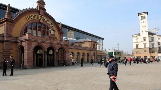 Am Hauptbahnhof Erfurt griff die Bundespolizei zu und fand DAS!