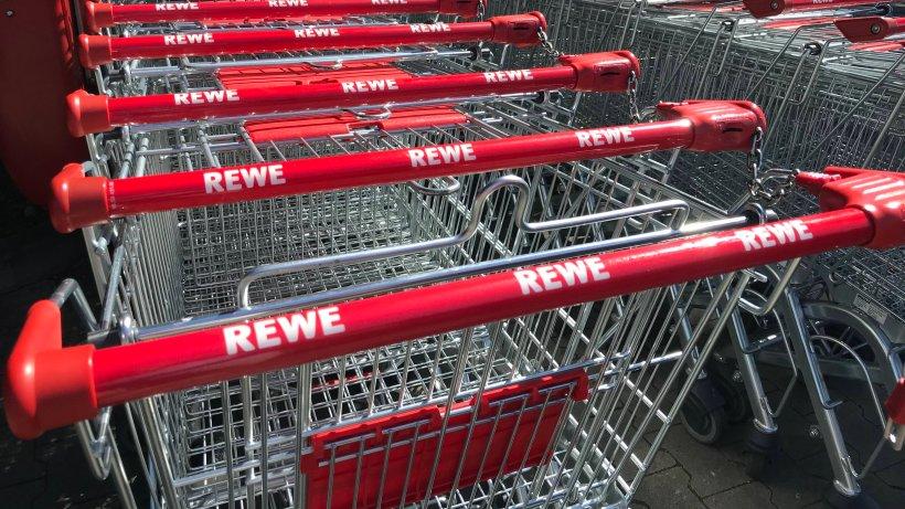 Rewe To Go In Der NäHe