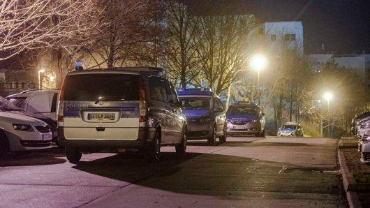 Die Polizei Erfurt ist in der Nacht zum Herrenberg gerufen worden. Anwohner hatten mehrere Schüsse gehört.