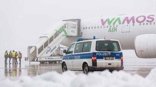 Am Flughafen Erfurt/Weimar ist ein besonders wichtiges Flugzeug gelandet. Die Fracht hat es in sich!