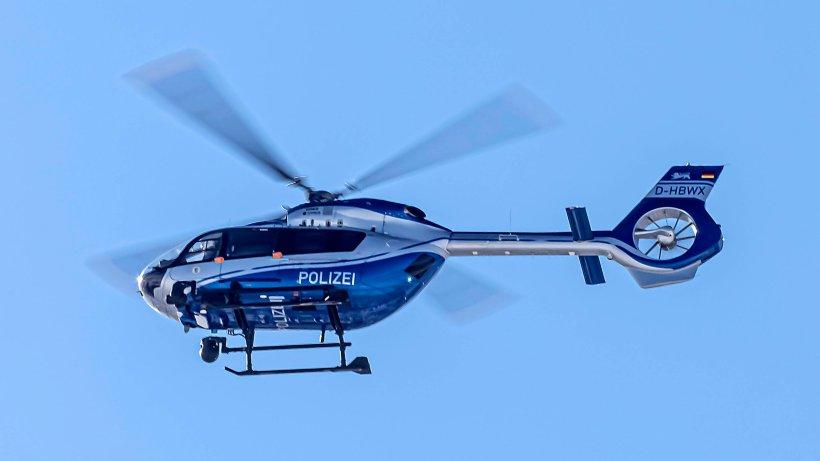 Erfurt: Hubschrauber kreist über der Stadt – das steckt dahinter!