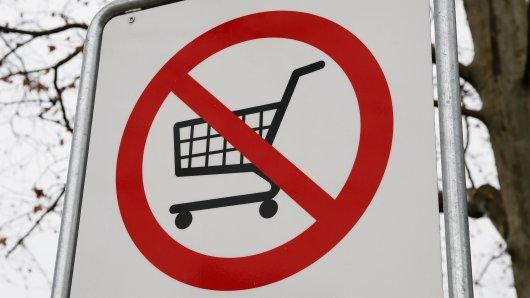 In Erfurt macht ein Supermarkt für eine Woche dicht.