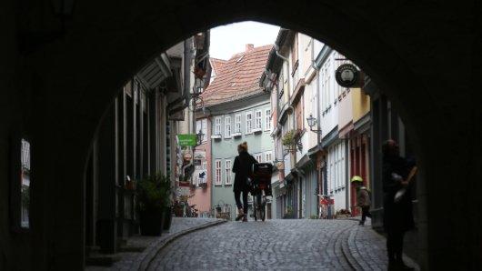 In Erfurt kannst du bald richtig viel entdecken.