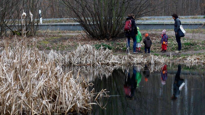 Erfurt: Frau ist bei Spaziergang durch Steigerwald erschüttert