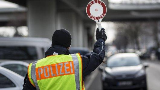 Die Polizei Erfurt hat am Wochenende ein Auto gestoppt – ausgerechnet SIE saßen dort drin. (Symbolbild)