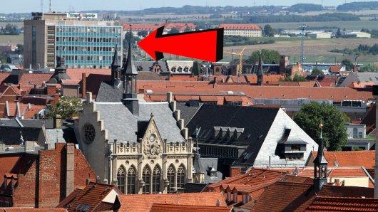 In Erfurt tut sich was. Das TA-Haus wird bald ganz anders aussehen.