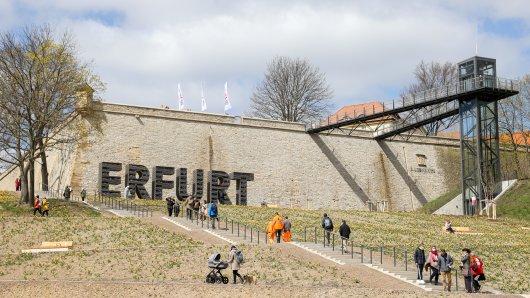 Die Buga in Erfurt neigt sich dem Ende zu.