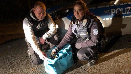 In Erfurt konnte die Polizei den Ausreißer doch noch finden.