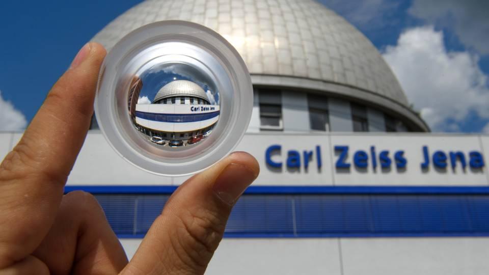 Geburtstag von zeiss optische industrie an weltspitze th