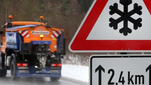 Schnee und Glätte können Verkehrsteilnehmer auch in den kommenden Tagen in Atem halten.