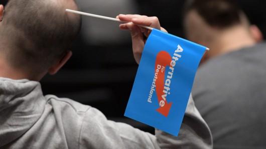 Vor den Landtagswahlen in Sachsen, Brandenburg und Thüringen bekommt die AfD gute Umfragewerte. (Symbolbild)