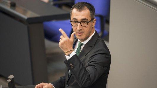 Cem Özdemir hat den Preis für die Rede des Jahres 2018 erhalten.