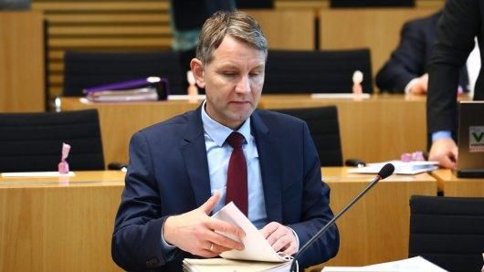 AfD-Politiker Björn Höcke.