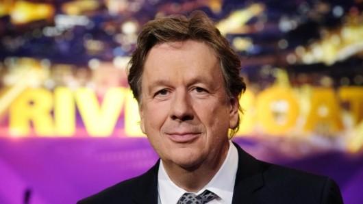 Jörg Kachelmann moderiert wieder die Talkshow Riverboat des Mitteldeutschen Rundfunks (MDR).