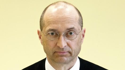 Der Richter Stephan Zantke kommt nach Gera.