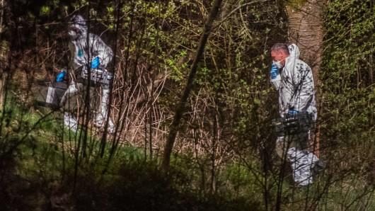 Bei Geschwenda in Thüringen wurde die Leiche eines Babys gefunden.