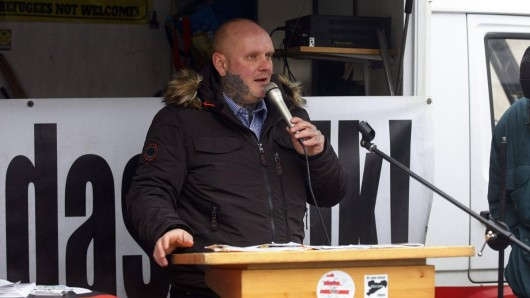 Thügida-Mitbegründer David Köckert muss sich ab heute vor dem Landgericht Gera verantworten.