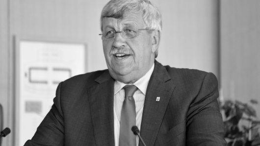 CDU-Politiker Walter Lübcke ist tot.