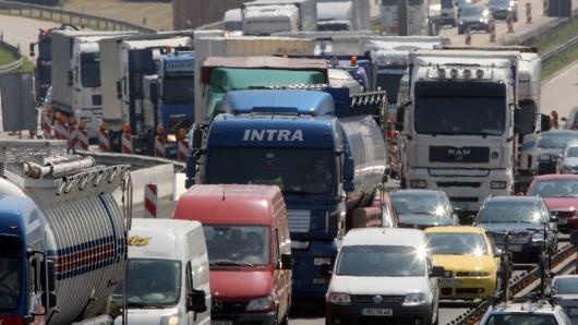 Autofahrer in Thüringen müssen an Pfingsten 2019 auf A4 und Co. starke Nerven haben. (Symbolbild)
