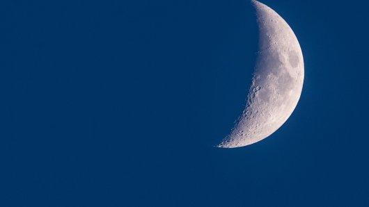 Zu einer Mondfinsternis kommt es im Juli 2019.