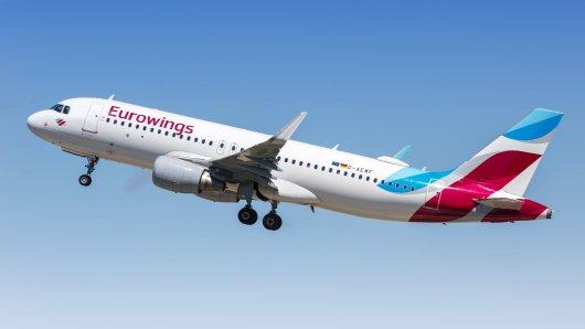 Eurowings schmiss Farid bang aus dem Flugzeug.