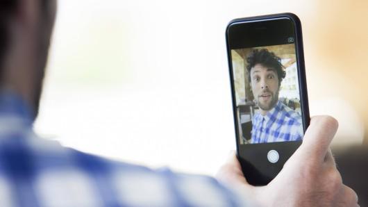 Datenschützer aus Thüringen warnen vor der Smartphone-App FaceApp.