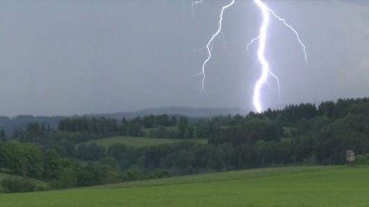Am Mittwoch wird das Wetter erneut ungemütlich in Thüringen.